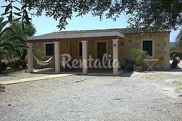 Casa con piscina 3 habitaciones en mallorca porreres for Casas con piscina mallorca