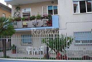 Appartement pour 6-7 personnes à 50 m de la plage Rimini