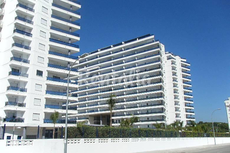 Apartamentos en gandia playa eden rioja salinas grau i platja gandia valencia - Apartamentos en gandia playa ...