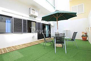 Apartamento para 4-5 pessoas em frente à praia Algarve-Faro
