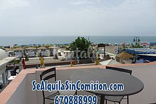 Appartement en location à front de mer Malaga