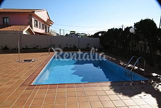 Villa with 8 bedrooms only 100 meters from the beach Pontevedra