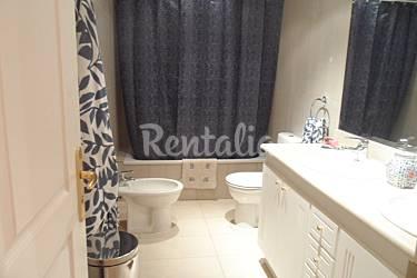 Apartment Bathroom Tenerife Adeje Apartment