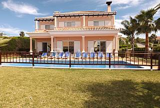 Luxury Villa (12 p) pool,golf,beach - Vale do Lobo Algarve-Faro