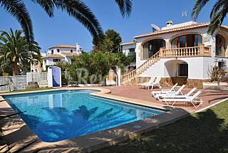 Villa pour 10-13 personnes à 2 km de la plage Alicante
