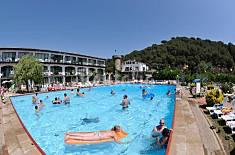 Bonitos apartamentos con piscina y gran jardín Girona/Gerona