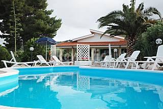 Villa la Vela, Private access to the sea Scopello  Trapani