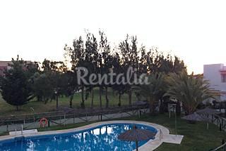 Dúplex en alquiler en Islantilla (campo de golf) Huelva