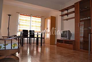 Apartamento para 2 personas y 1 niño a 100 m playa Valencia