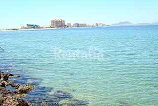 Apartamento en alquiler a 50 m de la playa Murcia