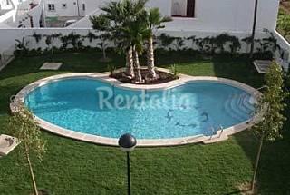Casa para 8-10 personas a 100 m de la playa Almería