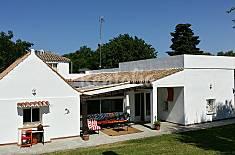 villa singular en el campo a 1000 m playa Zahora Cádiz