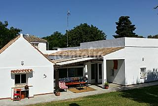 House for rent only 1000 meters from the beach Cádiz