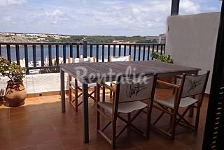 Apartamento con vistas espectaculares al mar Menorca