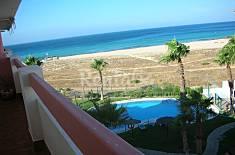 Appartamento per 4 persone in prima linea di spiaggia Cadice