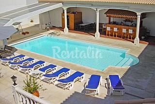 Villa in affitto con piscina Évora