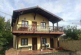 Maison de 2 chambres à 900 m de la plage Cantabrie