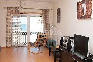 2 apartamentos para 4-6 personas a 50 m de la playa Leiria