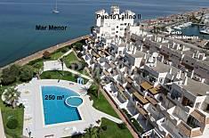 Puerto Latino II, 3 1/2 habitac. en el Mar Menor Murcia