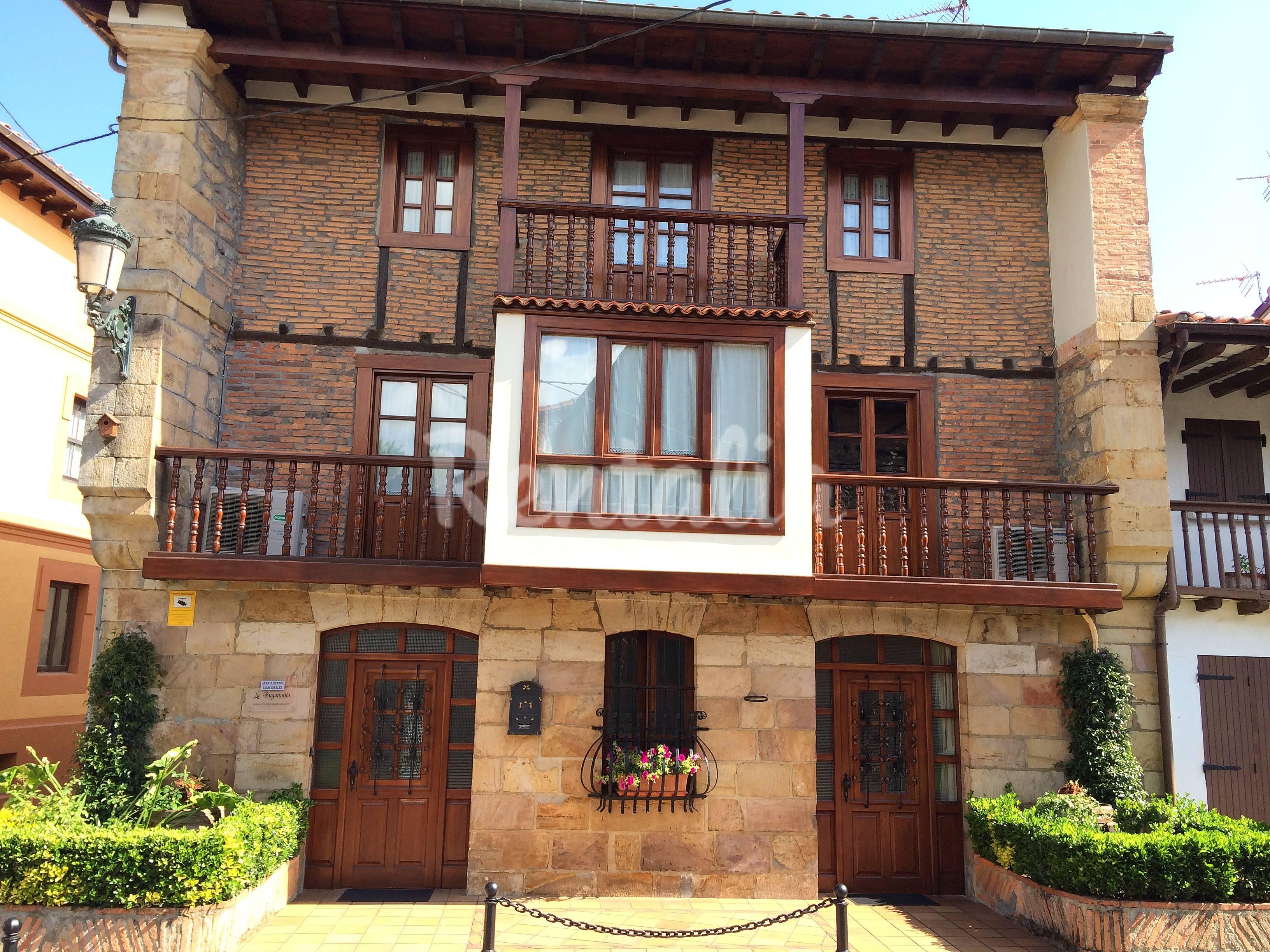 La buganvilla 2 apartamentos a 3 km de la playa novales alfoz de lloredo cantabria costa - La buganvilla ...