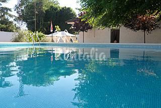 Casa Rural con piscina,