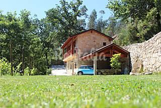 Casa de 2 habitaciones con jardín privado Aveiro