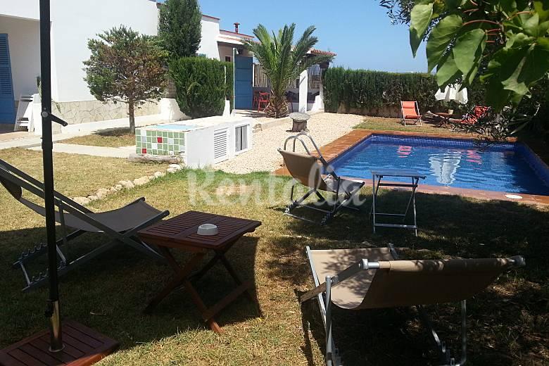 Bonita moradia em formentera dois casas 1km mar sant - Gloria vendita piscine ...
