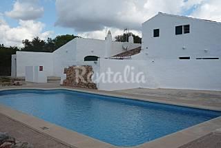 Menorca, casa campo con piscina privada Menorca
