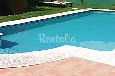Casa, piscina, asador, de 2 a 8 personas Pontevedra
