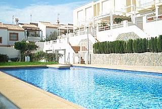 Casa de 3 habitaciones a 50 m de la playa Almería