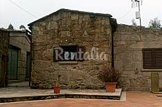 Casa para 8-9 personas a 8 km de la playa Pontevedra