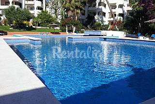 Apartment for 5-6 people only 100 meters from the beach Ibiza