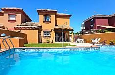 Villa Ostrero para 8-11 personas a 3 km de la playa Cádiz