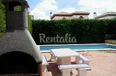 Casa de 3 habitaciones a 400 m de la playa Cádiz