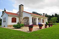 Totally equipped villa 12 km from the beach Cantabria