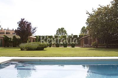 Casa de 5 habitaciones con piscina Rioja (La)