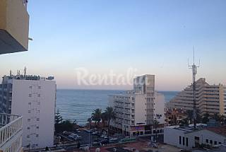 Apartment for rent only 50 meters from the beach Málaga