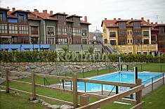 Appartement en location à 3.5 km de la plage Asturies