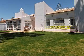 Villa de 5 chambres à 200 m de la plage Cadix