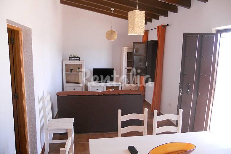 House Living-room Murcia Mazarrón homes