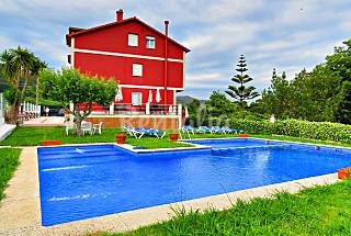 8 Apartments only 800 meters from the beach Pontevedra