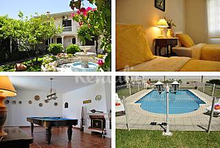 Villa for 6-8 people 2.5 km from the beach Setúbal