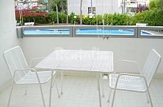 Wohnung mit 1 Zimmer, 400 Meter bis zum Strand Udine