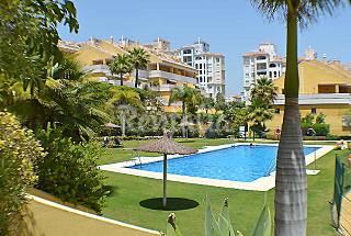 Apartamento cerca del Puerto y de las Playas Málaga