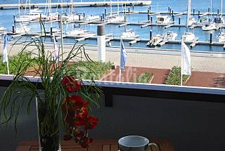 Solmar 7 Alojamentos duplex apartments facing Marina and 5km from the beach São Miguel Island