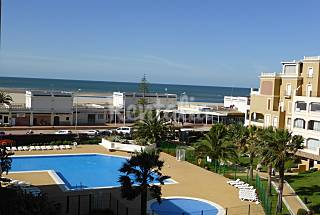 Apartment for 4 people only 30 meters from the beach Huelva