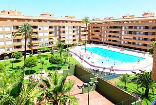 Grand appartement à 200 mètres de la plag Alicante