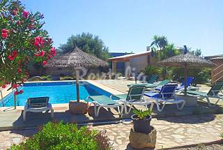 Villa for rent 9 km from the beach Majorca