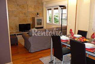 Brand new apartment next to San Lorenzo beach  Asturias