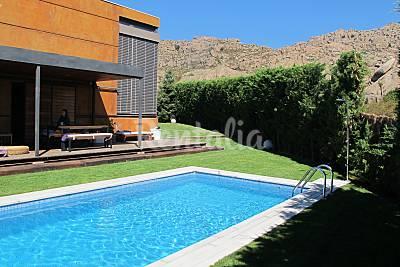 Un Paraíso en La Pedriza de Manzanares El Real Madrid